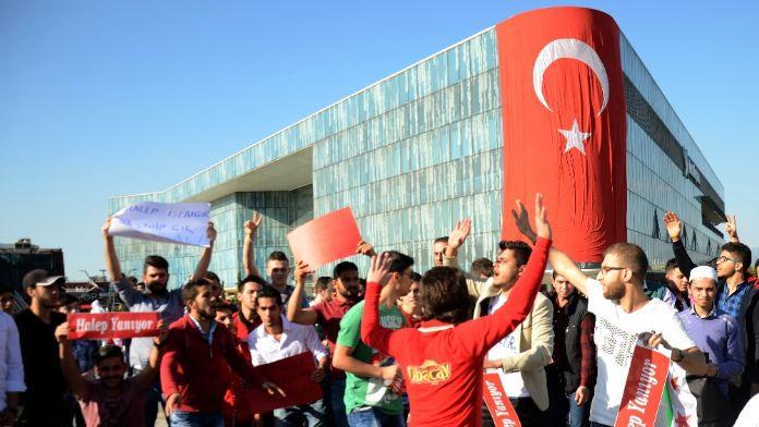 Türkiye'ye böyle teşekkür ettiler