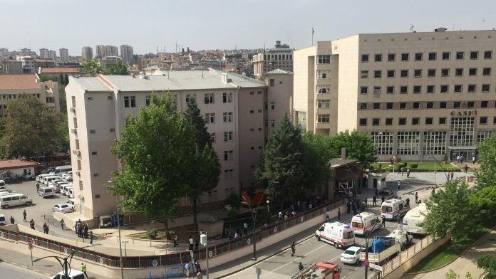 Gaziantep'teki saldırıda şehit sayısı 2'ye yükseldi