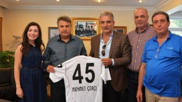 Başkan Çerçi'den Şampiyon Manisaspor'a Kutlama