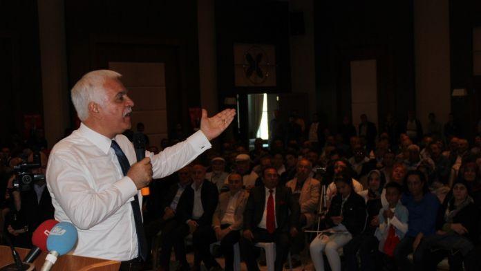 'MHP 'kocamın partisi' oldu'