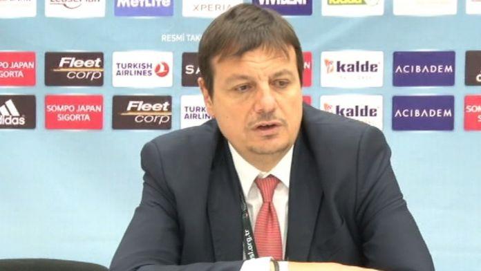 Engin Ataman: 'Daha iyi bir takım olduğumuzu gösterdik'
