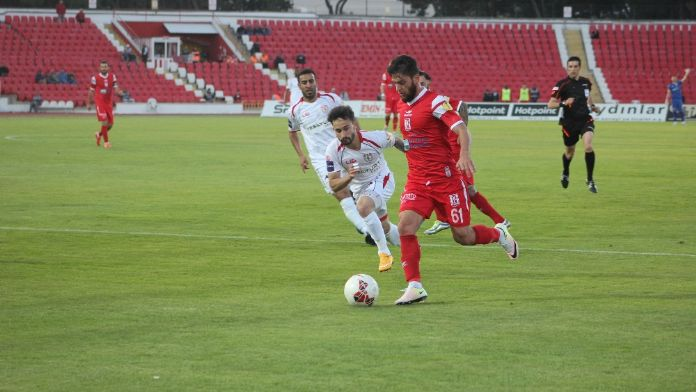 Balıkesirspor 1-0 Samsunspor