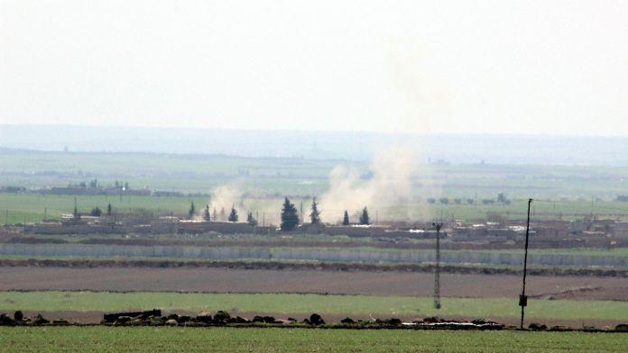 IŞİD hedefleri vuruldu: 34 terörist öldürüldü