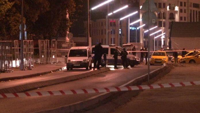Gezi Parkı'nda şüpheli bavul alarmı