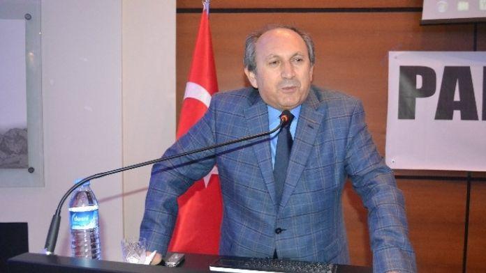 Dagc Başkanı Özsoy: 'Basın Özgürlüğü Sadece Gazetecilerin Serbestliği Değildir'
