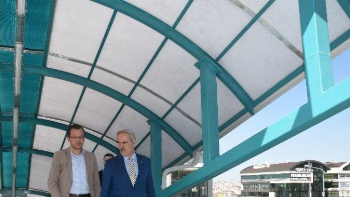 Beşevler'de Ulaşım Artık Daha Rahat 02 Mayıs 2016 Pazartesi