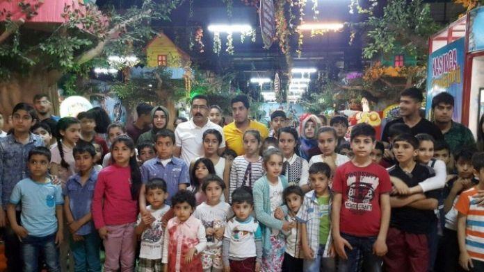AK Parti İlçe Başkanlığı Terör Mağduru Çocuklara Sahip Çıktı