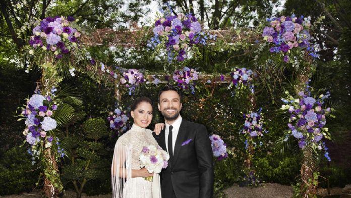 Tarkan, Pınar Dilek ile evlendi