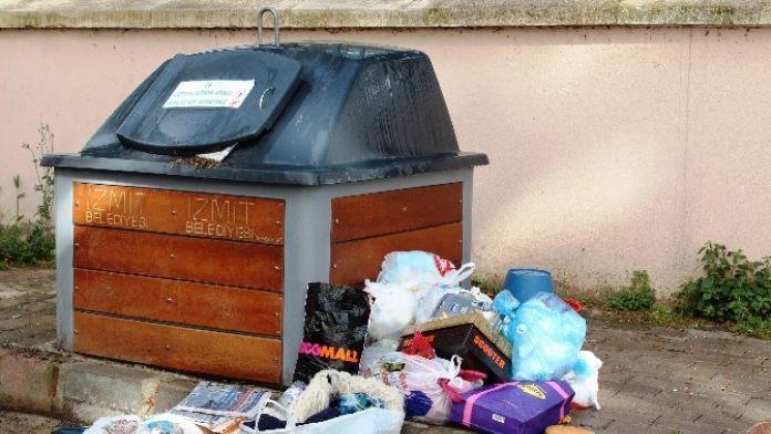 Gelişi Güzel Çöp Atanlar Cezalandırılıyor 02 Mayıs 2016 Pazartesi