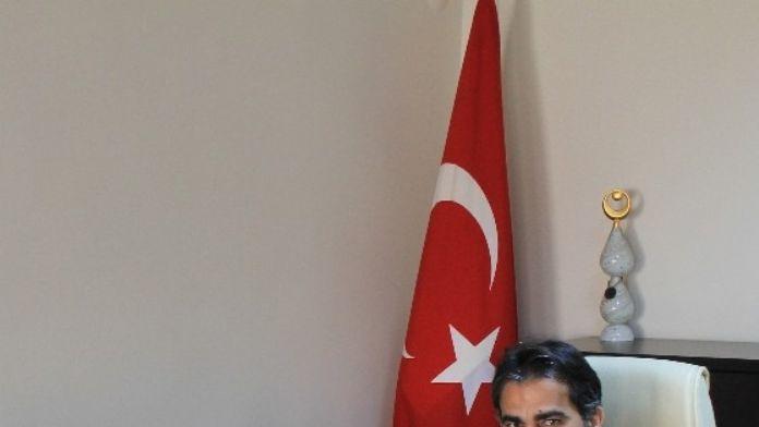 Gazeteciler Cemiyeti Başkanı Miraç Kandili'ni Tebrik Etti