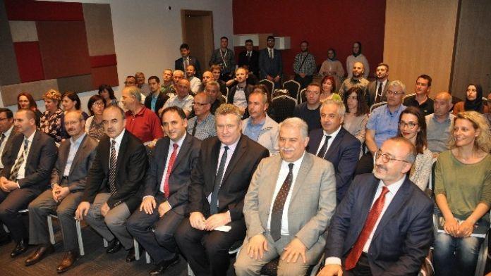 Balkanlardan Gelen Tarihçilerin Konya Ziyareti