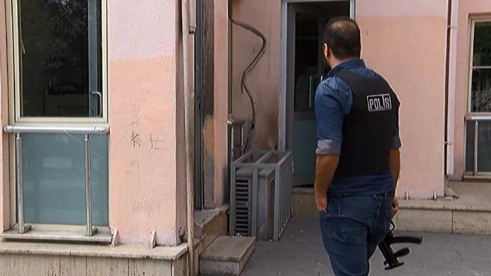İstanbul'da silahlı PTT soygunu