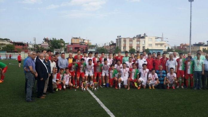 Amed Sportif Faaliyetler Türkiye Dördüncüsü Oldu