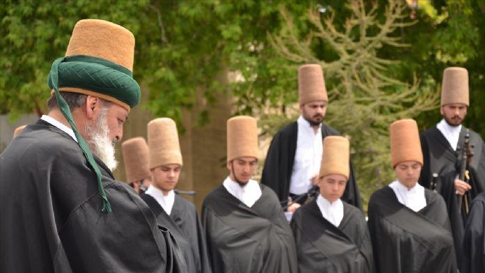 Mevlana'nın Konya'ya gelişinin 788. yıl dönümü 02 Mayıs 2016 Pazartesi