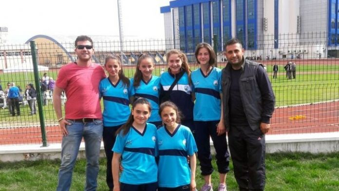 Atletizme Osmangazi İmzası