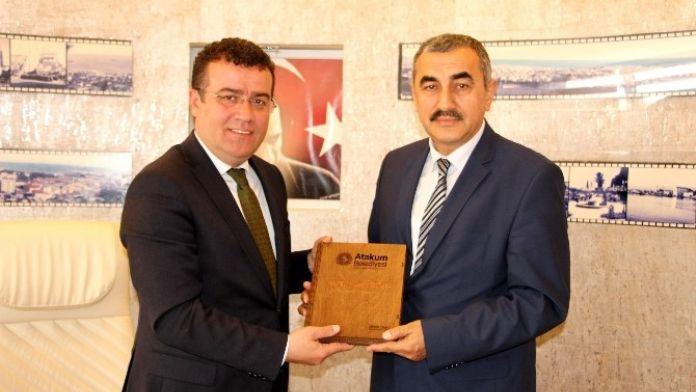 Başkan Taşçı: 'İnşaat Ruhsatında Karadeniz'in Rekorunu Kırdık'