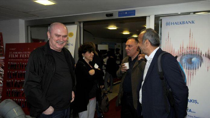 27. Ankara Uluslararası Film Festivali 02 Mayıs 2016 Pazartesi