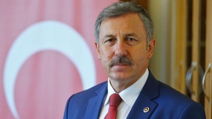 AK Partili Özdağ Miraç Kandilini Kutladı