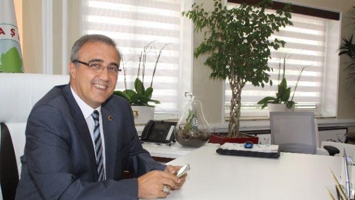 Başkan Karaçoban'dan Miraç Kandili Mesajı