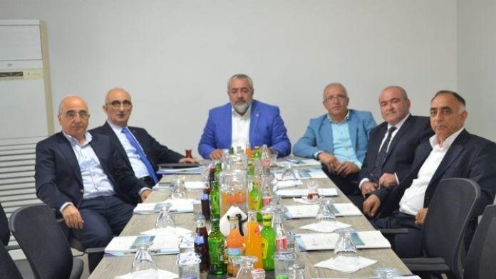 Yeşil Körfez Su Birliği'nde Nergiz Yeniden Başkan