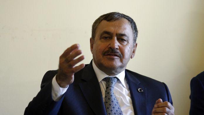 Bakan Eroğlu hakkındaki gensoru reddedildi 02 Mayıs 2016 Pazartesi