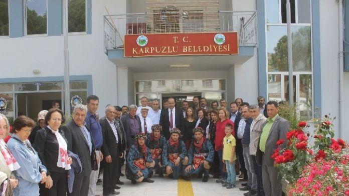 Başkan Ozan, 2 Yıllık Hizmetlerini Anlattı