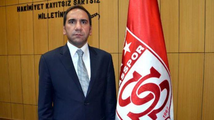 Medicana Sivasspor başkanı Otyakmaz'a 'bırakma' kampanyası