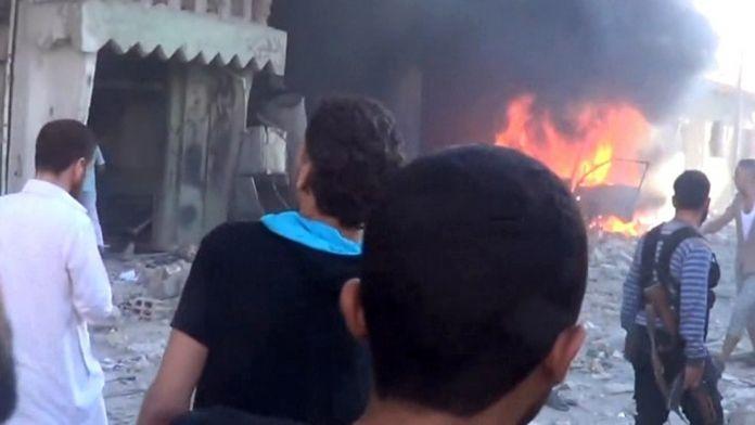 Rakka'ya 35 hava saldırısı: 13 ölü