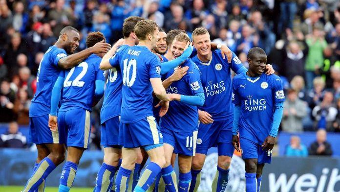 Trabzonspor'dan Leicester City'e imalı kutlama