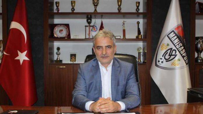 Manisaspor Başkanı Mergen'den 'komplo' iddiası
