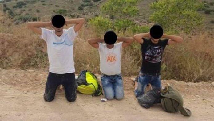 Türkiye'ye sızmaya çalışan 3 PYD'li terörist yakalandı