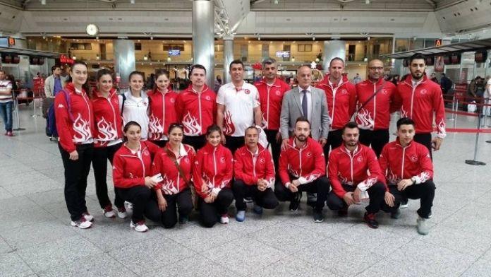 Kocaeli Büyükşehirli Karatecileri Milli Takımı Sırtlayacak