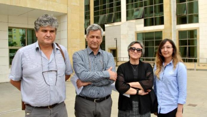 Antalya'da imzacı akademisyenlerden suç duyurusu 03 Mayıs 2016 Salı