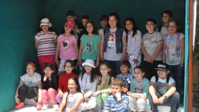 Kocaeli Büyükşehirli Judocular Hayvanat Bahçesini Gezdi