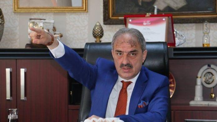 Çankırı Belediye Başkanı Dinç,şehit Cenazesi Konusunda Yöneltilen Suçlamalara Cevap Verdi