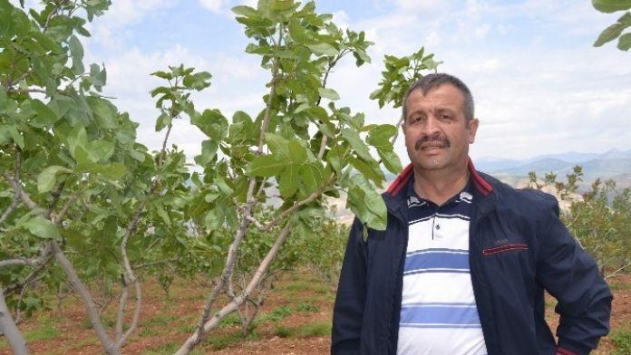 Siirtli Çiftçiler Zarar Tespiti Yapılmasını İstiyor