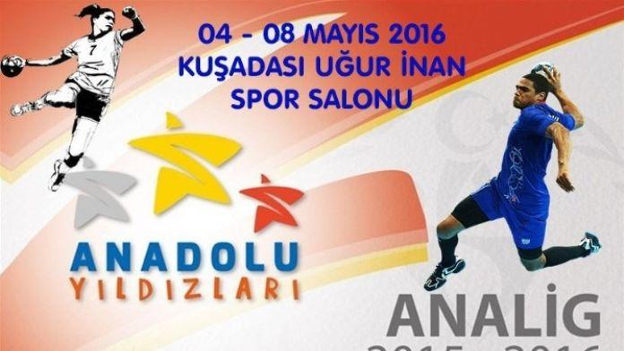 Analig Hentbol Türkiye Şampiyonası Aydın'da Başlıyor