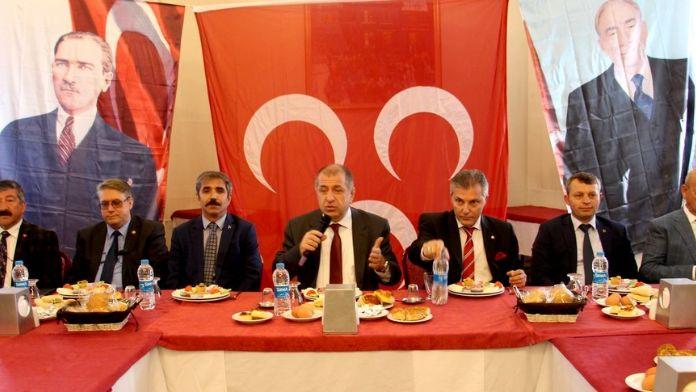 MHP'li Özdağ: Başbakan kimse başarılı odur