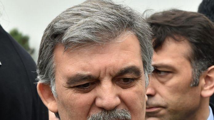 Cemaati Bir de Abdullah Gül'den Dinleyin