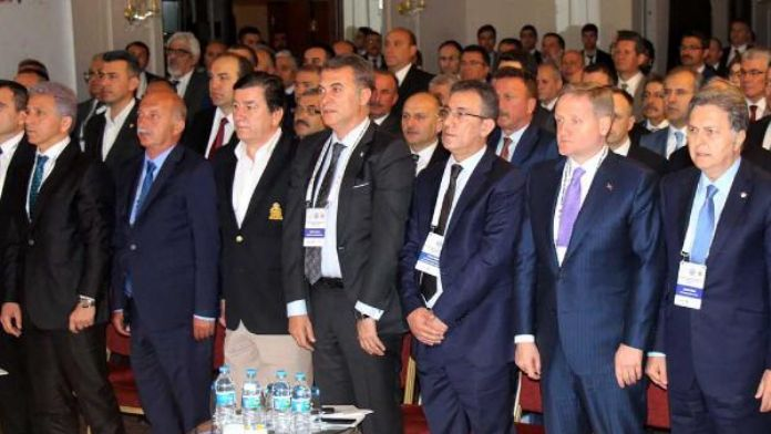 Sporda Şiddetin Önlenmesi Çalıştay'ı -Fikret Orman (2)