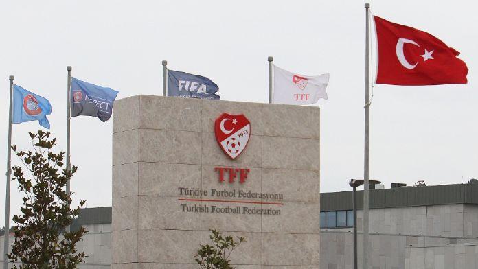 TFF'den Kosova'ya tebrik mesajı