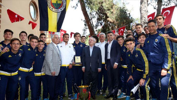 Fenerbahçeli Sporcular Evi'nin açılışı yapıldı 03 Mayıs 2016 Salı