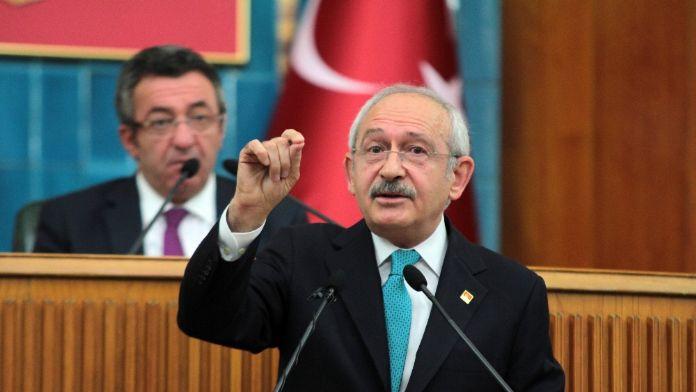 Kılıçdaroğlu yine çok sert: Kaldırmazsanız namertsiniz