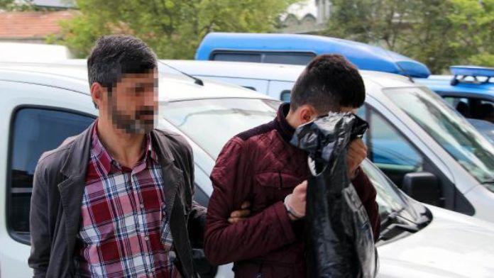Diyarbakır'dan geldi, Samsun'da yakalandı