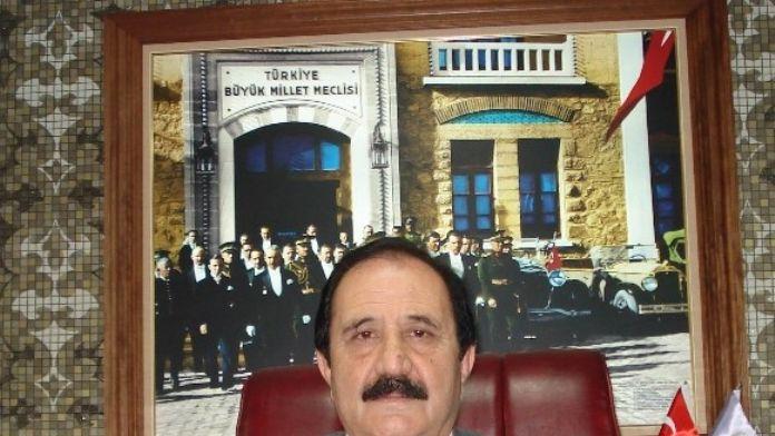 SESOB Başkanı Köksal'dan Miraç Kandili Mesajı