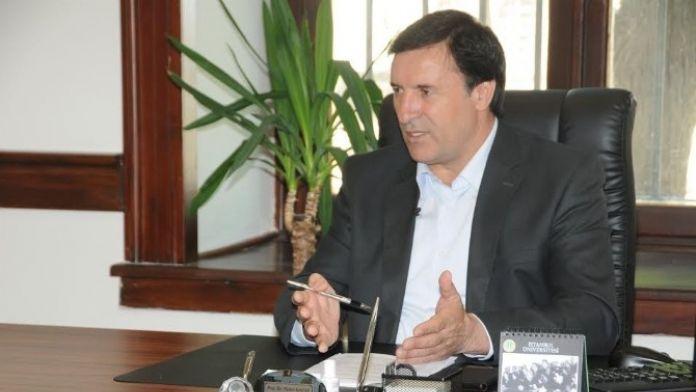Prof. Dr. Halim Kazan Rektör Adaylığını Açıkladı