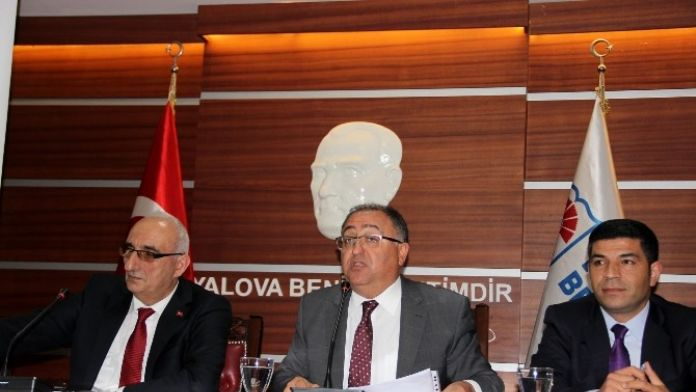 Yalova Belediyesi 6 Milyon TL Borçlanacak