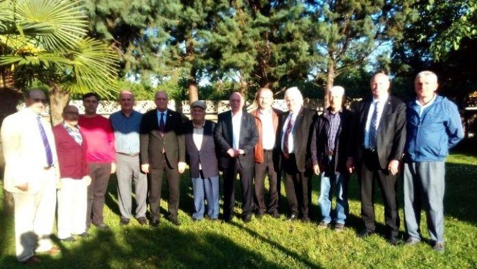 TZOB Genel Başkanı Bayraktar Sakarya'da Cenazeye Katıldı