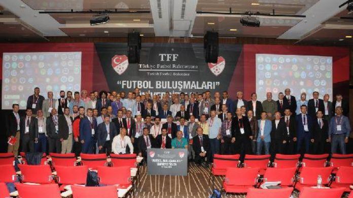 Fatih Terim akademisyenlerle bir araya geldi 03 Mayıs 2016 Salı
