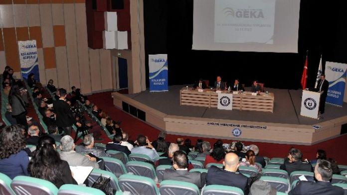 GEKA'nın Kalkınma Kurulu Üyeleri Yeniden Belirlenecek